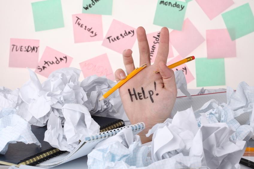 Como controlar o stress!