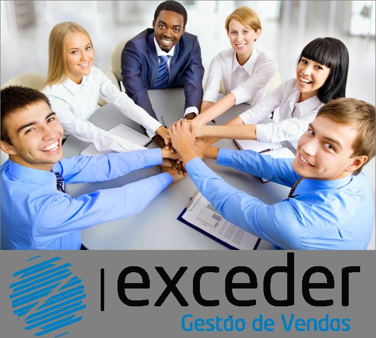 Coordenação de uma equipa de vendas