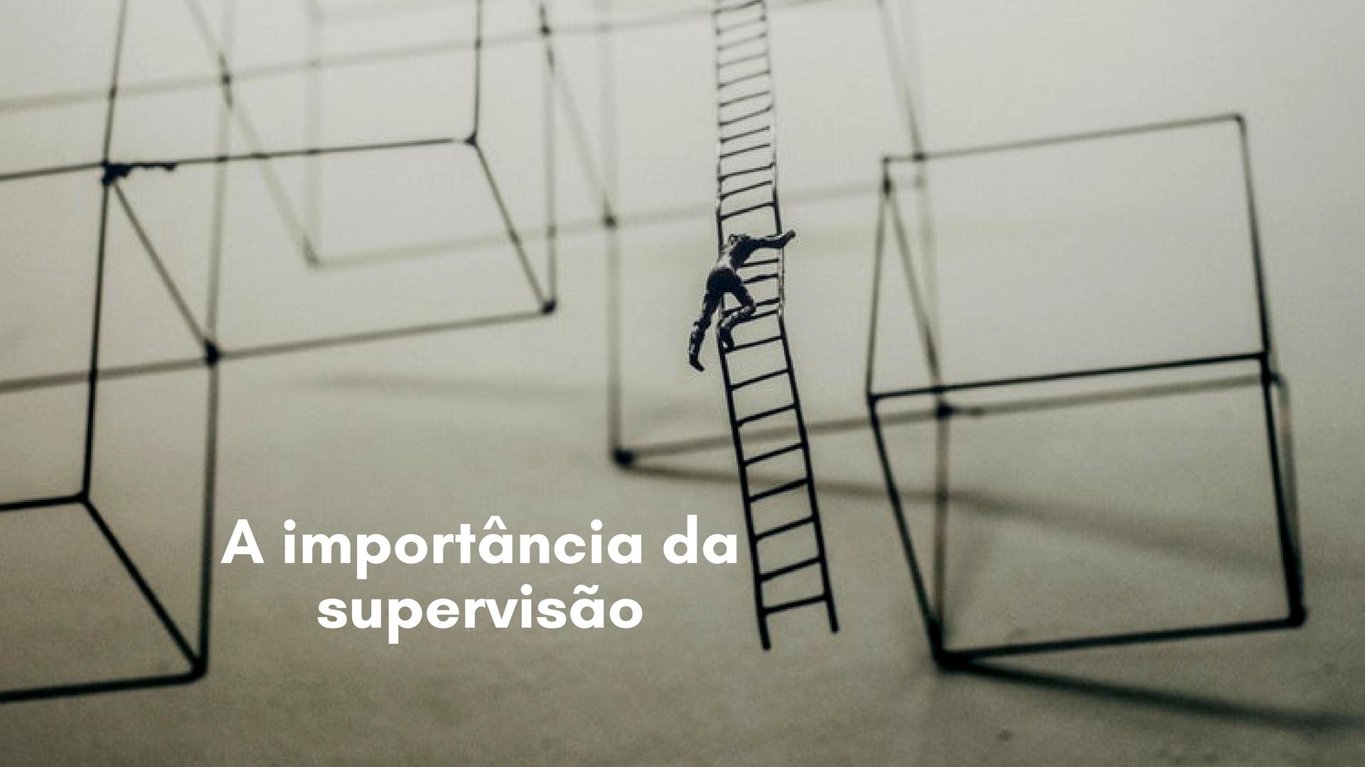 A importância da supervisão